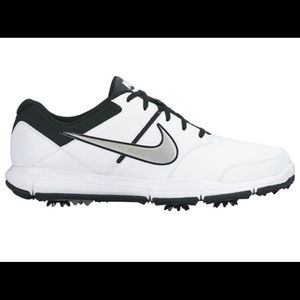 Nike Golf DuraSport 4 White/Black Size 12W NWOT
